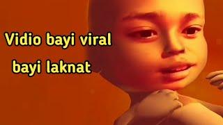 Tahan tawa 5 menit Full vidio bayi laknat viral di tiktok,anjim,anjim😂🤣