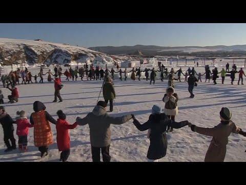إنطلاق مهرجان -ساجالجان- في روسيا  - نشر قبل 4 ساعة