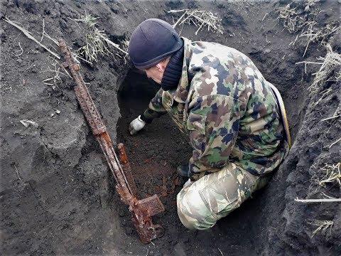 Фильм 73 Раскопки в полях Второй Мировой Войны/Film 73 Excavation In Fields Of World War II