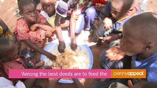Ramadan 2018 - Feed Our World - Pennyappeal.org - Donate Now