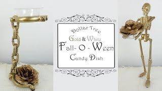 Dollar Tree Halloween DIY / Part 3 of 10