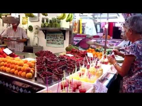 El Mercado Central de Valencia