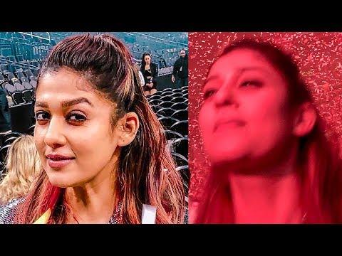 Lady Superstar Nayanthara and Vignesh Shivn New Year Celebrations