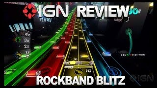 Rock Band Blitz Video Review - IGN Review
