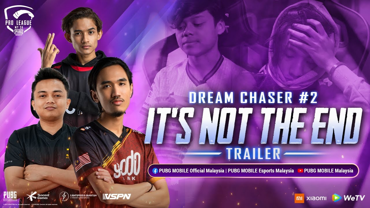 Teaser - ⚔Dream Chaser #2 : It's Not The End! ⚔