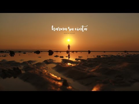 Near - Karna Su Cinta Ft Reynel [ Official Lyric Video ]