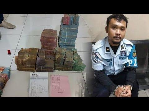 Ditangkap BNN saat Transaksi Narkoba di Teras Lapas, Oknum Sipir Disogok Rp50 Juta per Minggu Mp3