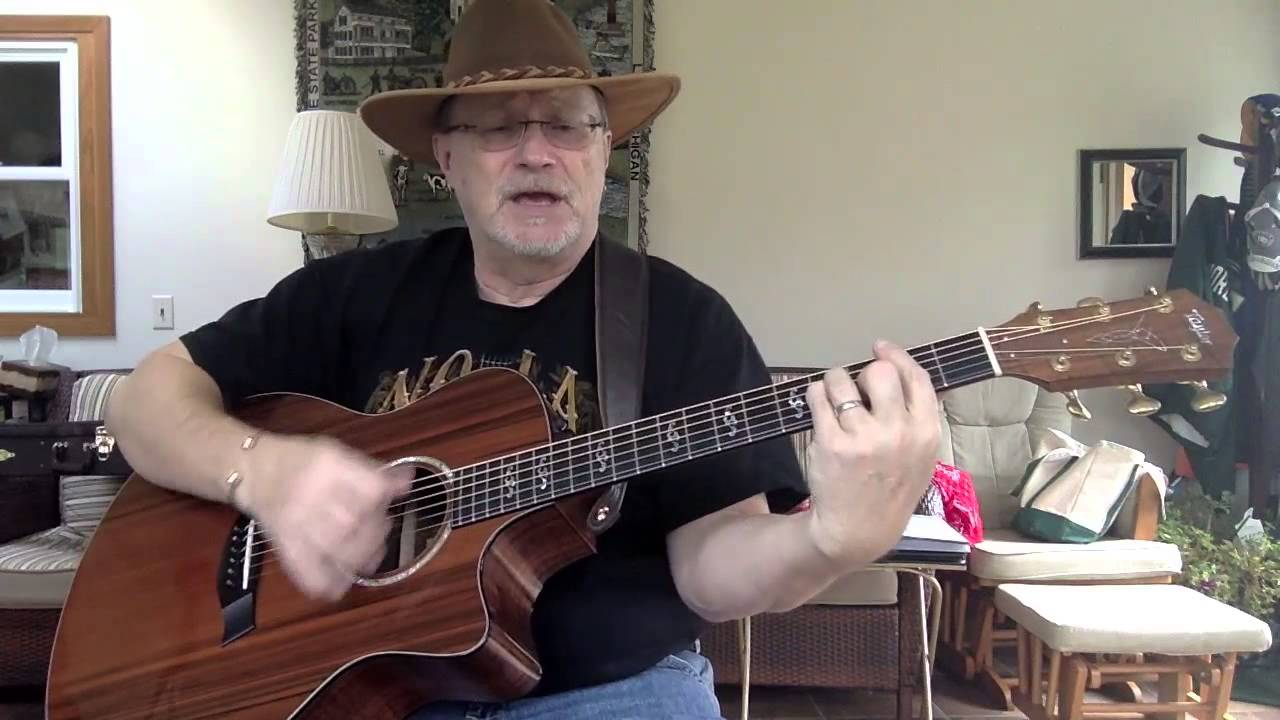 1683 Hang Me Oh Hang Me Dave Van Ronk Cover With Chords And