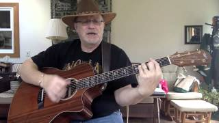 1683 -  Hang Me Oh Hang Me -  Dave Van Ronk cover with chords and lyrics