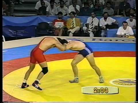 Coleman, Mark (USA) vs Balz, Heiko (GER)