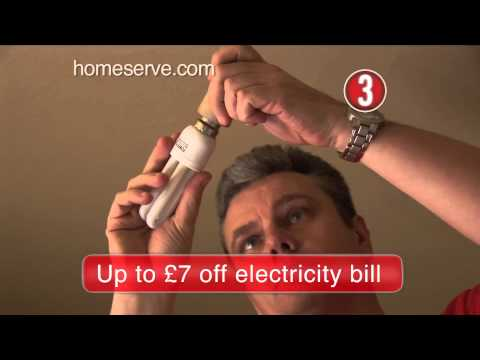 How to save energy in your home - HomeServe Video Guide