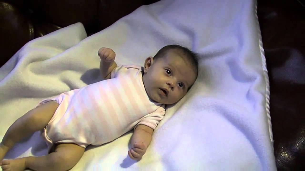 Baby's bone development: 0-3 months - YouTube