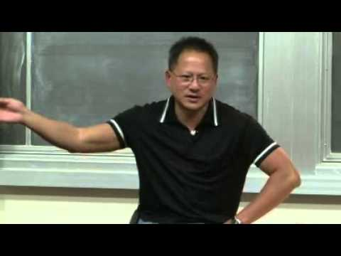Jensen Huang-The First Six Months of NVIDIA