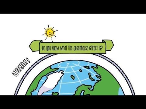 Explaining The Greenhouse Effect | Sustainability