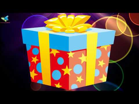 Colorful Happy Birthday Wishing video - You'll love it