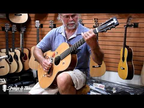 Strings & Things Music - Mike Bilodeau presents Martin Guitars