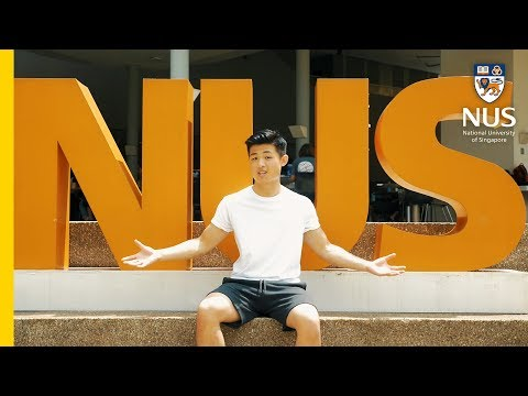 Day In The Life Of A Singapore Exchange Student - NUS Dorm/Campus Tour
