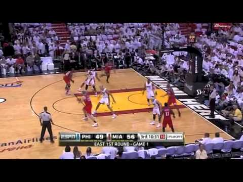 It's Miami Heat vs. Pacers or 76ers in NBA playoff 1st round