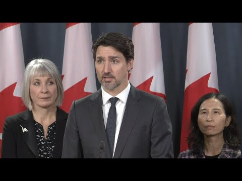 Trudeau makes $1B-announcement in effort to fight coronavirus