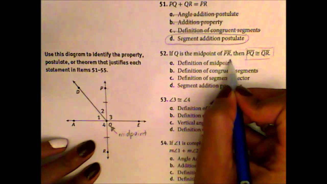Homework help geometry proofs