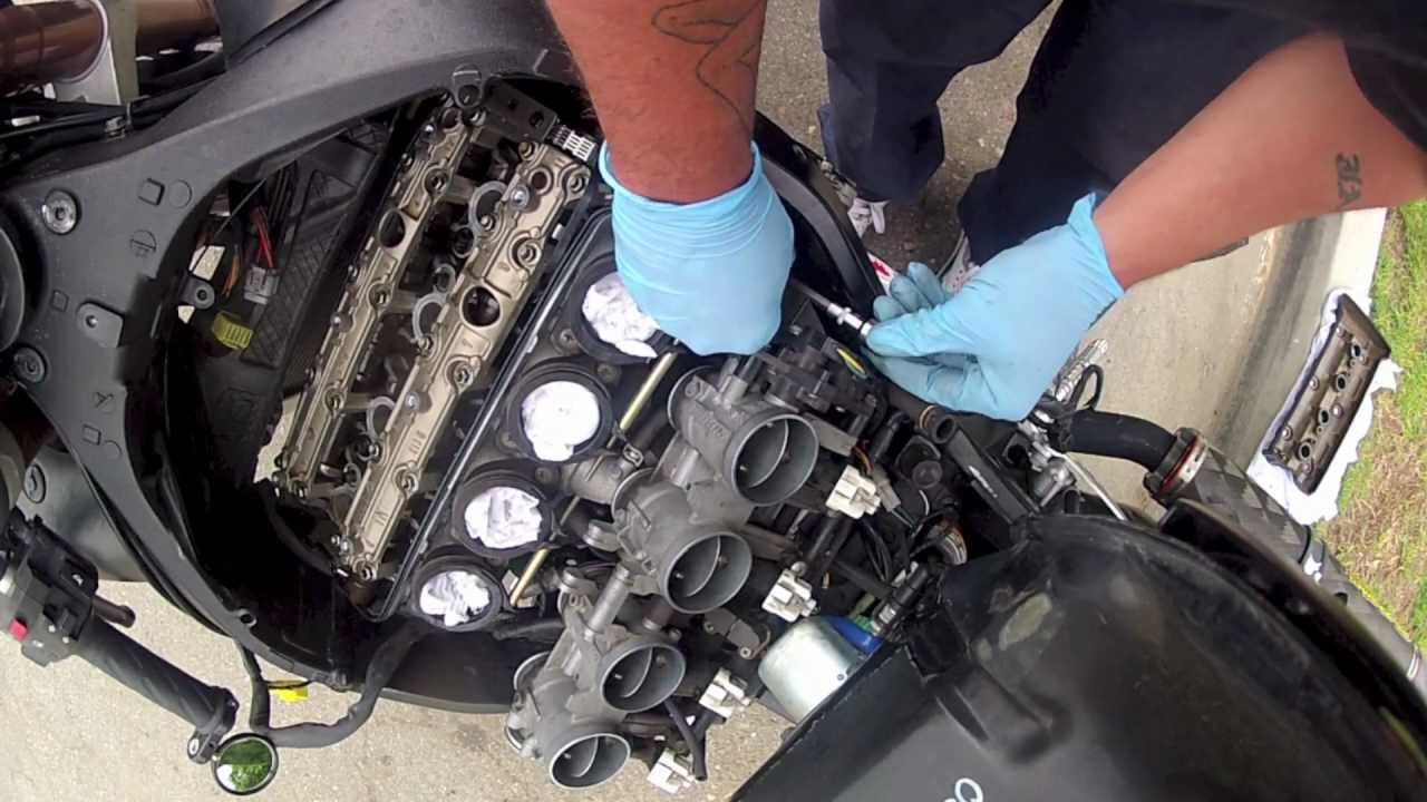 ape manual cam chain tensioner installation  part 1