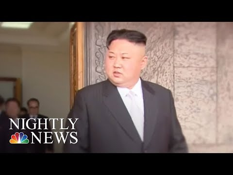 North Korea Used Email Malware In Attempted U.S. Cyber Attack | NBC Nightly News