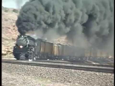 Locomotive Movin Down The Line