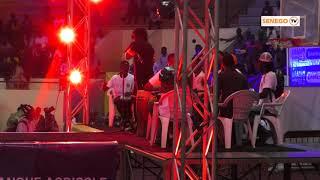Le show de Papa Sow au stadium Marius Ndiaye devant Siteu