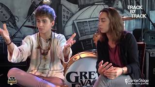 Greta Van Fleet Black Smoke Rising : Track By Track