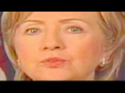 (ЯR) Hillary Clinton Confirmed Reptilian Humanoid Kenite Shape-Shifter