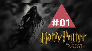 Zagrajmy w: HP i Więzień Azkabanu #1 / Gameplay 720p / Let