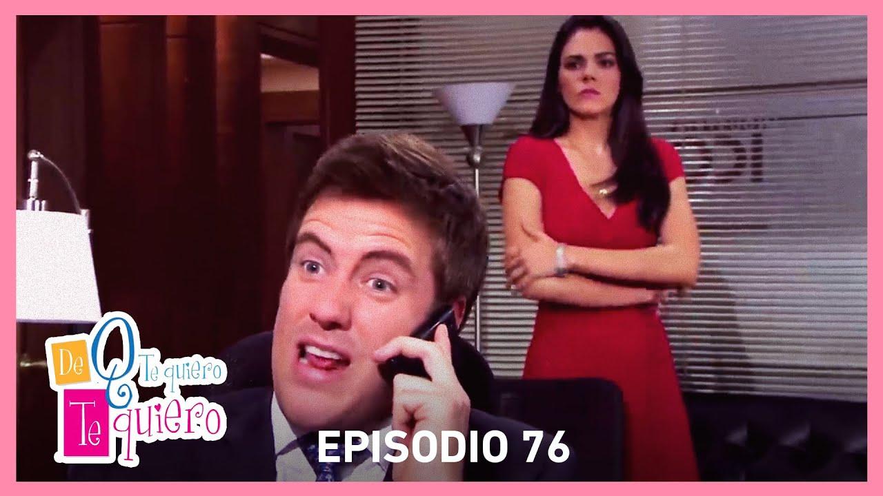Download De que te quiero, te quiero: ¡Natalia escucha a 'Diego' menospreciarla! | Resumen C76 | tlnovelas