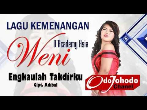 Lagu Kemenangan Weni DAA2 Engkaulah Takdirku
