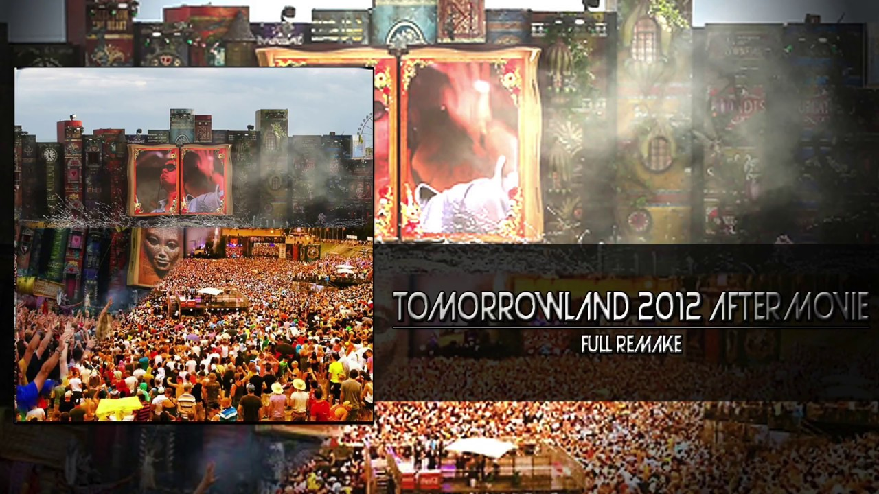 Skrillex @ tomorrowland 2012 live set full hd 1080 youtube.
