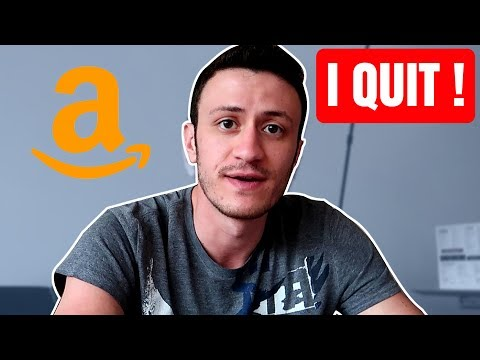 I QUIT My JOB For THIS! Amazon FBA, Youtube & Entrepreneurship