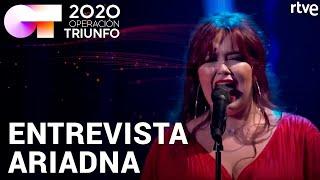 Hablamos en directo con Ariadna OT2020