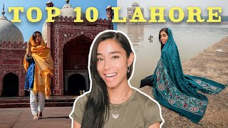 Top 10 Best Places to Travel in Lahore, Pakistan