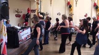 Suicide Waltz Line Dance by Joey Warren, Debbie McLaughlin & Niels Poulsen (May 2014)