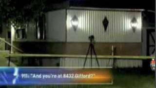 CRAZY OLD MAN kills wife and acts like its no big deal on 911 call
