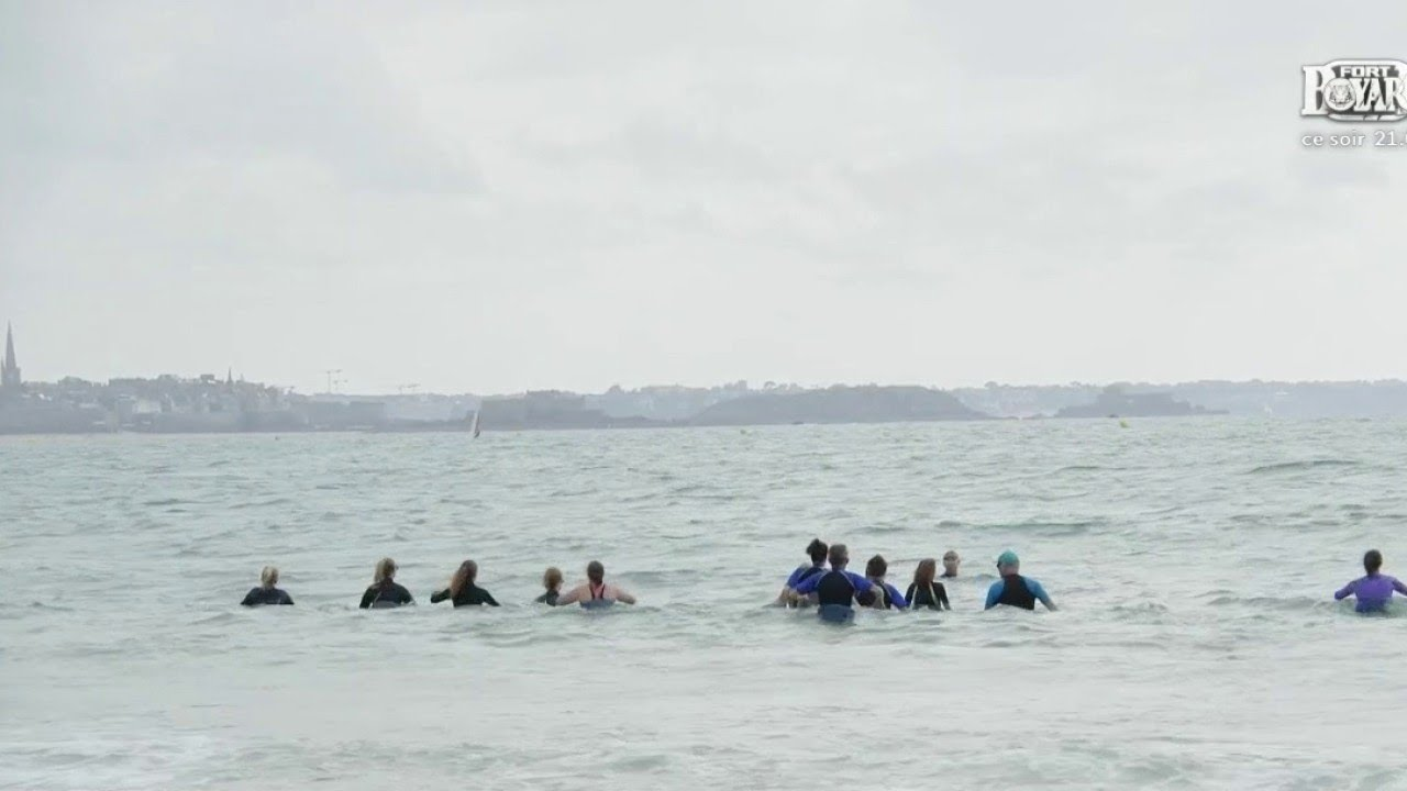 Découvrez l'aquajogging en mer