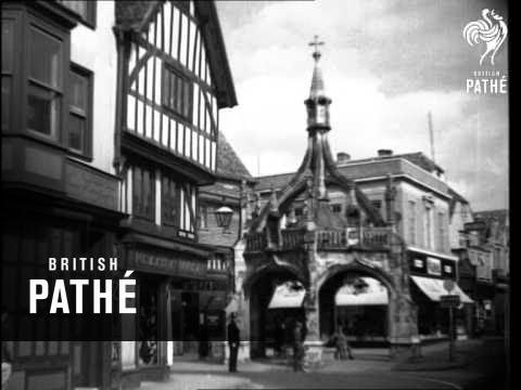 The City By The Plain - Salisbury (1934)