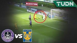 ¡Atajadón! Fraga ya es factor | Mazatlán 0 - 0 Tigres | Copa por México | TUDN