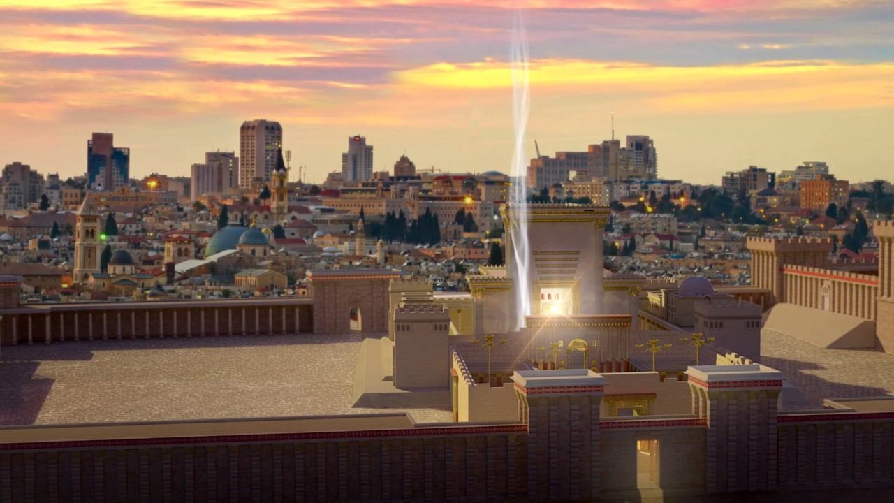 Temple Institute encourages Jews to hope for Third Temple in