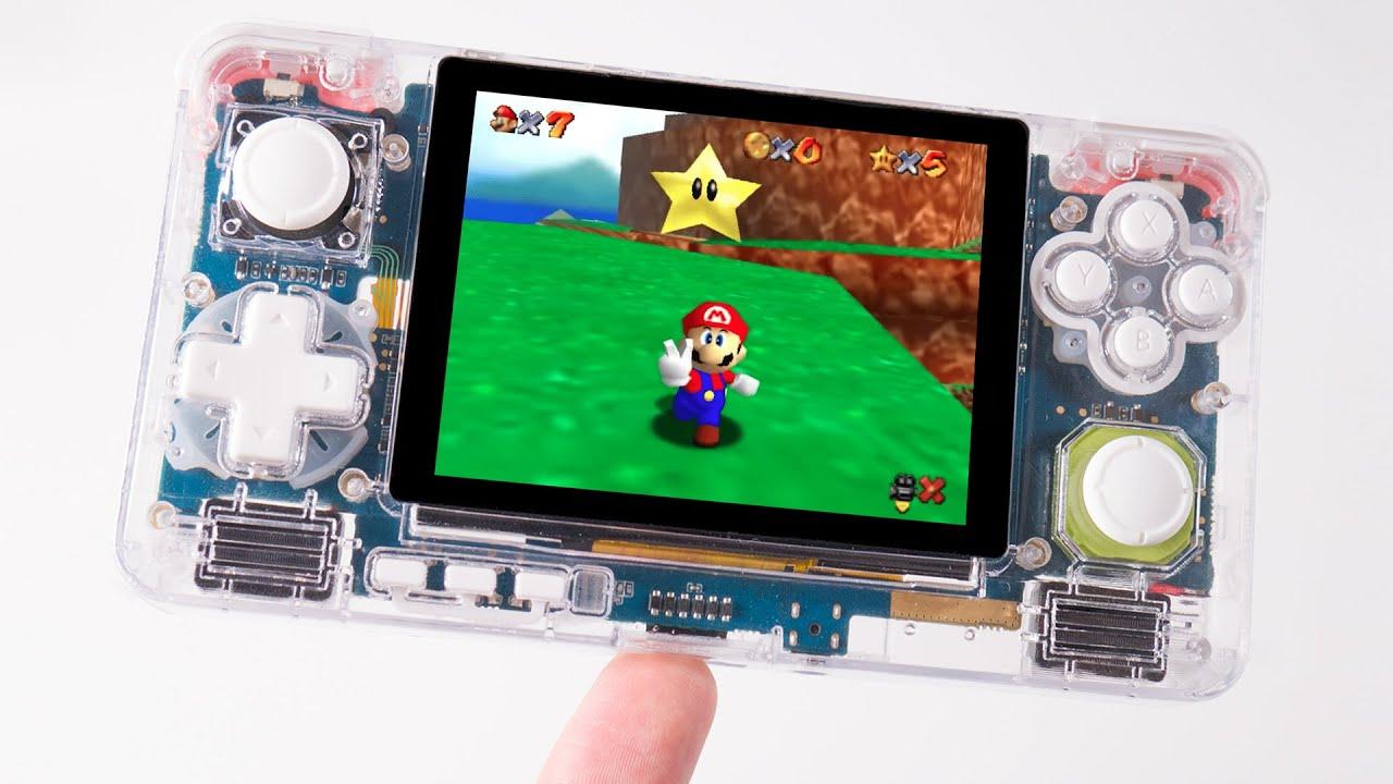 Retroid Pocket 2 First Look/Developer Interview + Giveaway!