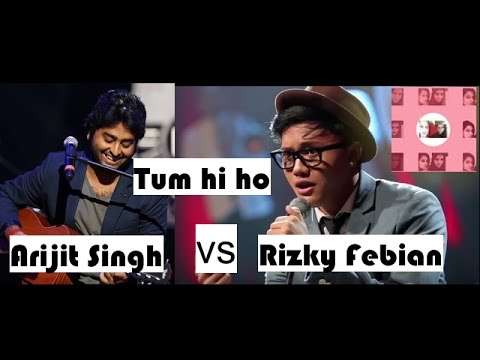 Rizky Febian - Tum hi ho Cover Reaction