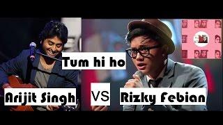 Rizky Febian - Tum hi ho Cover Reaction MP3