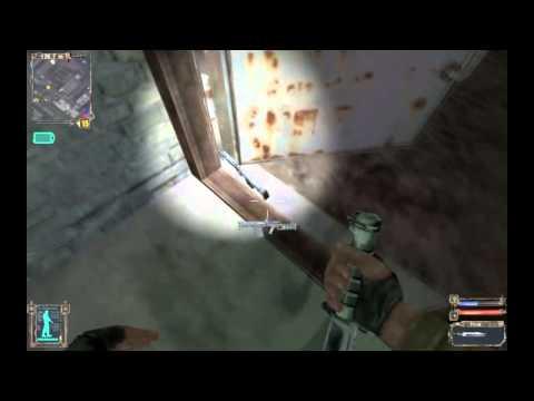 STALKER - Тень Чернобыля||Баг||Как открыть дверь оружием||
