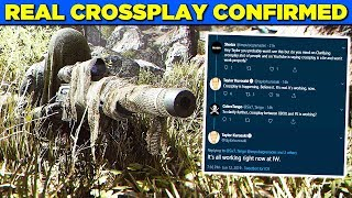 Modern Warfare Crossplay Update