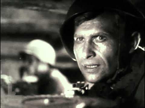 ( Песни военных лет)  Марк Бернес - Хотят Ли Русские Войны? - слушать в формате mp3 на большой скорости