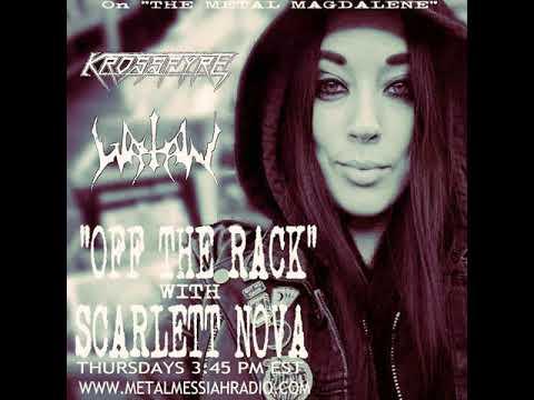 Off the Rack with Scarlett Nova episode#5 Krossfyre
